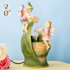 Home Interior Angel Figurines Compare Prices On Angel Fountain Online Shopping Buy Low Price