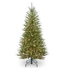clear white led 24 plastic small artificial tree slim