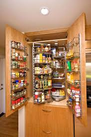 kitchen pantry idea decorations brown wood textured kitchen pantry decor with