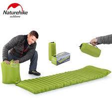 wholesale naturehike sleeping pad lightweight air mattress camping
