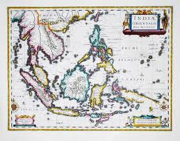 Map Southeast Asia by Antiquemaps Fair Map View Antique Map Southeast Asia