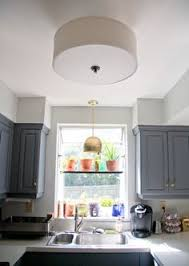 semi flush kitchen light fixtures lovingflushmountlighting flush mount lighting kitchens and lights