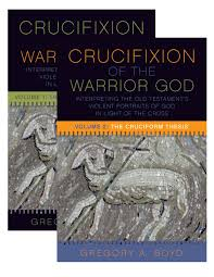 book review the crucifixion of the warrior god by greg boyd part