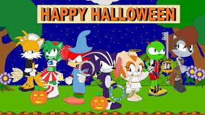 Sonic Halloween Costume Sonic Friends Halloween Costumes Lgee14 Deviantart