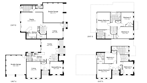 Dual Occupancy Floor Plans Masterton Jim Wouldn U0027t Have It Any Other Way