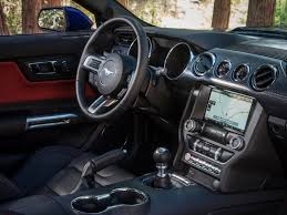 mustang gt 2015 interior 10 things you need to about the 2015 ford mustang cool cars