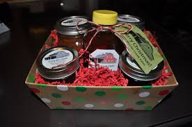 thanksgiving food gift baskets local product christmas gift baskets werner creek farm