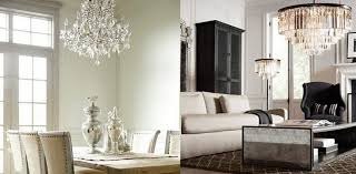 Crystal Chandelier Dining Room Home Accecories Foyer Entry Way Chandelier Chandeliers Crystal