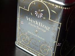 wedding tea tea kitchen confit