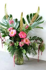 tropical floral arrangements best tropical flower arrangements