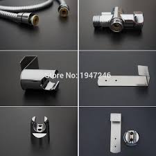 Bidet Diaper Sprayer Manufacturers Wholesale Handheld Bidet Sprayer Set Shattaf Brass
