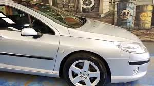 peugeot 408 estate for sale 2006 peugeot 407 station wagon youtube