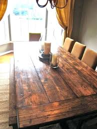 Diy Farmhouse Dining Room Table Farmhouse Dining Room Table Jkimisyellow Me