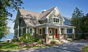 breezy point visbeen architects house plan ideas pinterest