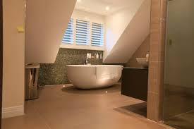 bathrooms with freestanding tubs bathroom design inspirational modern attic bathroom with