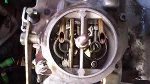 carburador 3k con mal funcionamiento youtube