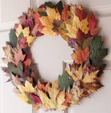 fall wreaths 50 cheap and easy diy fall wreaths prudent pincher