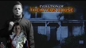 evolution of michael myers u0027 house halloween ahhctober v youtube