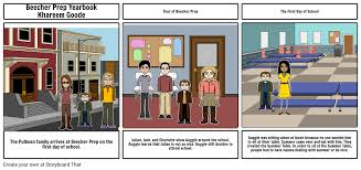create your own yearbook beecher prep yearbook storyboard by llsmith