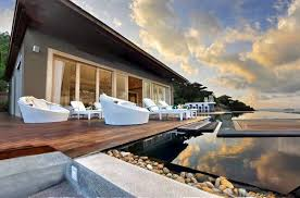 prefabricated sophisticated villa in thailand encouraging