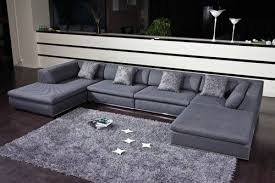 fascinating modern u shaped sectional sofa 76 in home decorating
