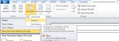 membuat flowchart di visio 2010 cross functional flowcharts in visio 2010 visio insights