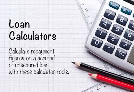 how to calculate monthly loan payments loan calculators the calculator site