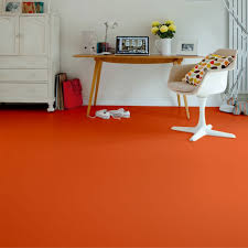 orange appeal 566 shades vinyl flooring buy plain coloured vinyl