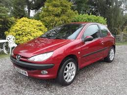 peugeot 206 1 4 hdi in werrington staffordshire gumtree