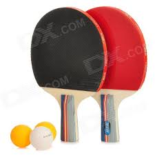 silver extreme ping pong table price rubber sheet table tennis racket w ping pong ball red black