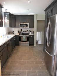 images of grey kitchen cabinets remodelaholic painted grey kitchen cabinets in a