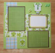 baby boy scrapbook album best 25 baby boy scrapbook ideas on scrapbook ideas