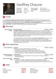 Job Resume Communication Skills 911 by Student Resume Computer Science Resume Sample Career Help Center