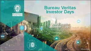 contact bureau veritas investor days bureau veritas