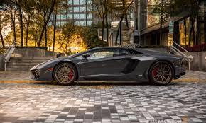 Lamborghini Aventador Grey - 2014 lamborghini aventador lp 700 4 coupe weissach