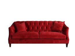 Curved Conversation Sofa by Walter E Smithe Living Room Sofa U0027s