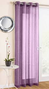 Pink Sparkle Curtains Marrakesh Sparkle Eyelet Sheer Voile Ring Top Window Door Curtain