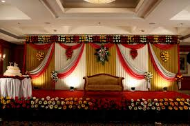 simple wedding hall decoration ideas decorating of party