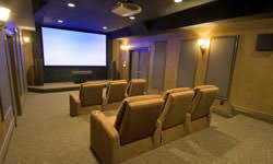 Home Theatre Sconces 4 Added Lighting 10 Ways To Make Your Home Theater More Like A