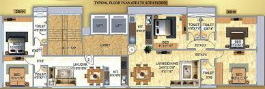 Breeze House Floor Plan Ap Kool Breeze In Santacruz West Mumbai Price Location Map
