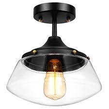 Pendant Light With Shade Oak Leaf Pendant Lighting Vintage Industrial Glass Pendant Light