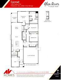 Lewis Homes Floor Plans New Homes For Sale Goodyear Avondale Real Estate Litchfield Park