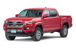 toyota trucks tacoma 2016 toyota tacoma review consumer reports
