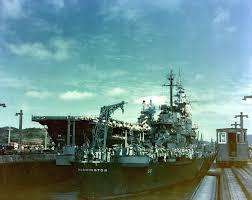 the carrier uss u0027enterprise u0027 helped destroy the core of the