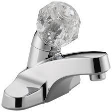 Single Lever Bathroom Faucet by P130lf Single Handle Lavatory Faucet