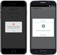 mobile banking tesco bank