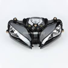 honda 600rr 2005 aliexpress com buy headlight head light lamp assembly for honda