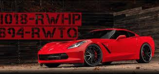 the s 1000hp corvette stingray gm authority