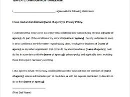 sample client confidentiality agreements hitecauto us