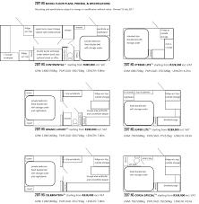 static caravan floor plan the new range u2014 hoefer group